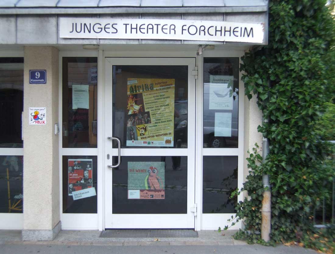 jungen theater forchheim