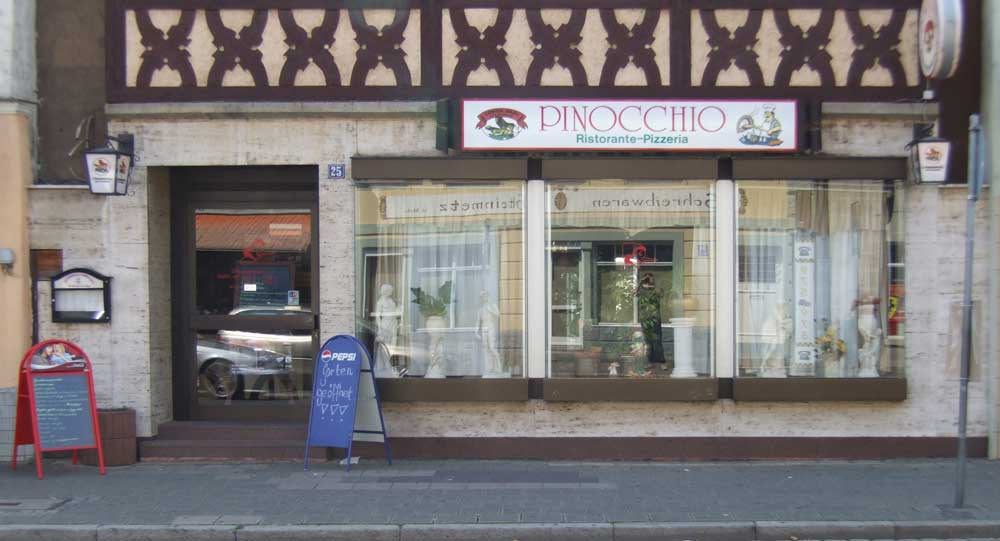 pinocchio forchheim